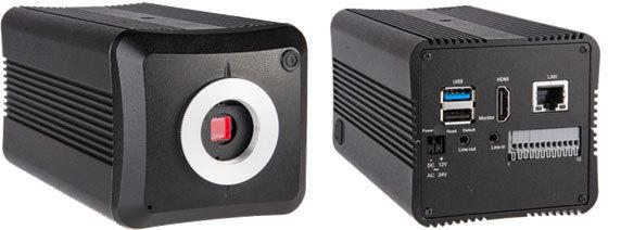 Выставка достижений «Интернета вещей». Innolabs VIS CAST и Kraftway Smart Video Camera - 3