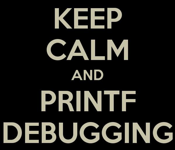 Printf Oriented Programming - 1