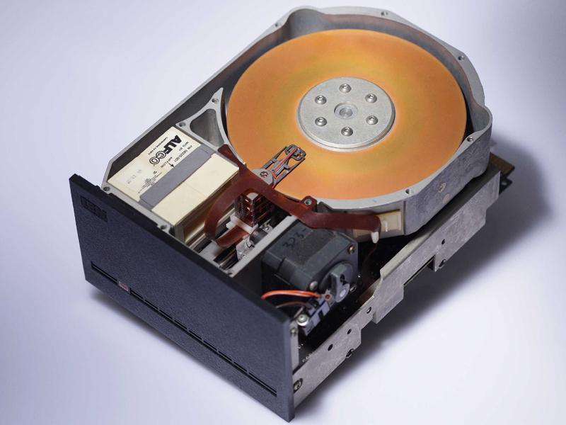 Эволюция носителей информации, часть 3: жесткие диски - 11