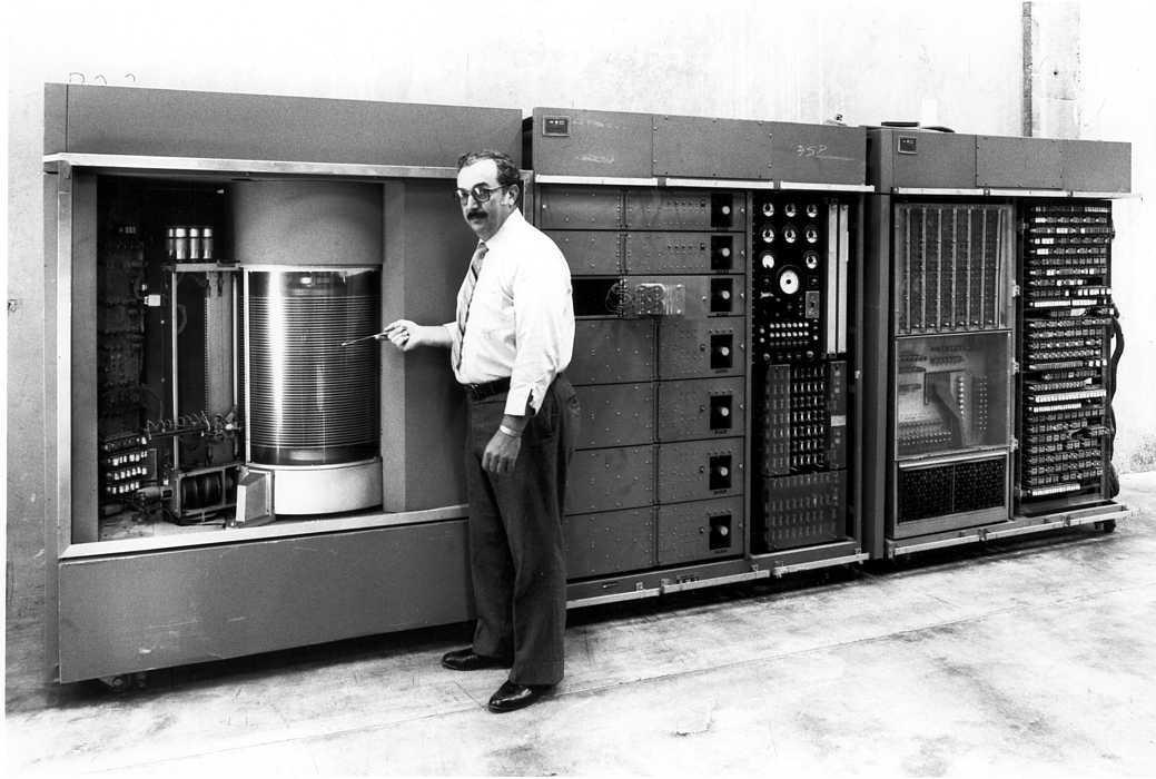 Эволюция носителей информации, часть 3: жесткие диски - 2