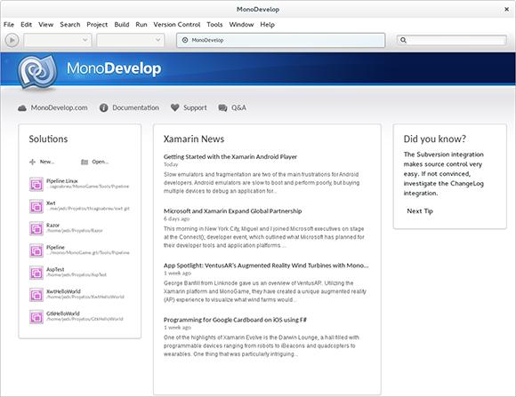 Ищем ошибки в MonoDevelop - 2