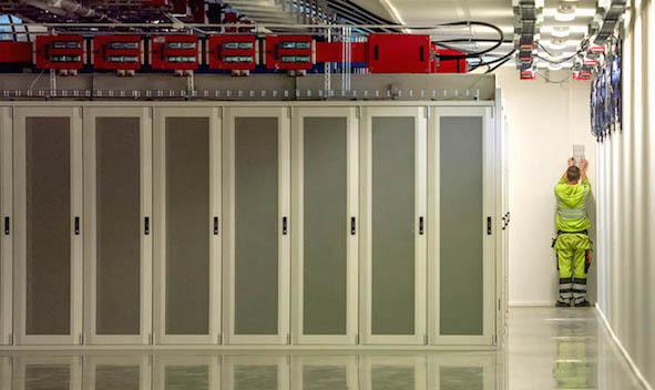 Открытие нового дата-центра Hydro66 - 11