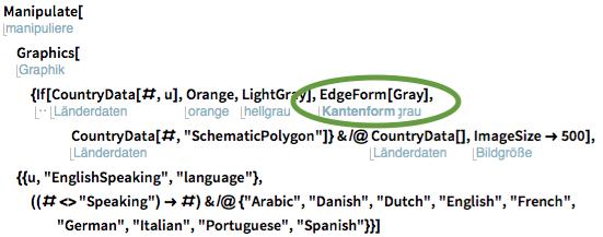 Проект по переводу языка Wolfram Language (Mathematica) на различные языки - 19