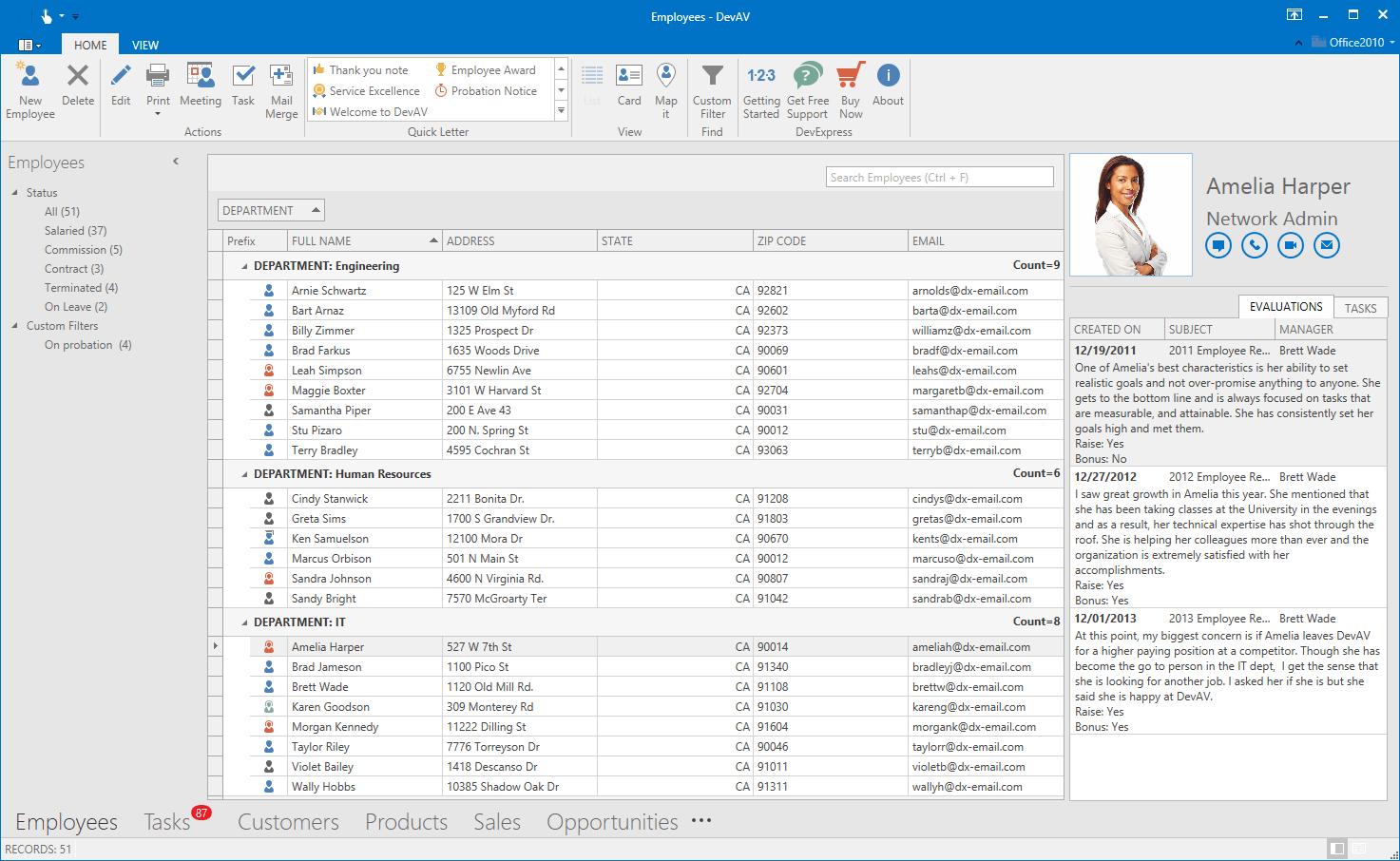 Релиз компонентов DevExpress .NET, HTML5-JS и VCL v2015.2 - 6
