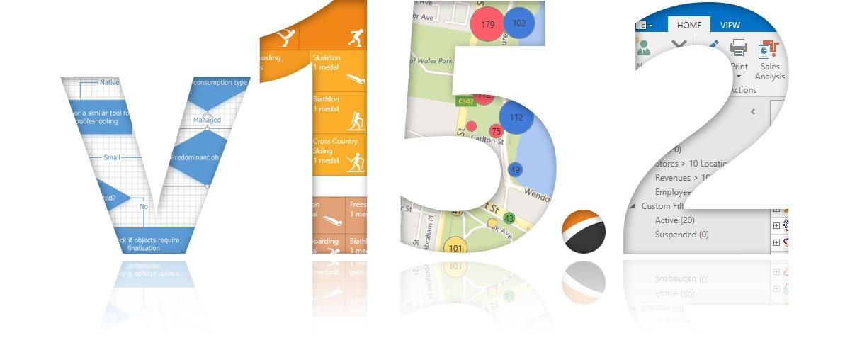 Релиз компонентов DevExpress .NET, HTML5-JS и VCL v2015.2 - 1