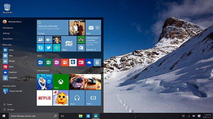 Более 200 млн устройств используют Windows 10 - 1