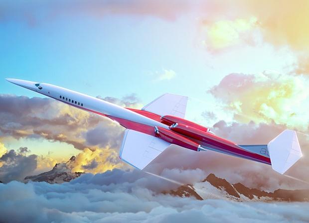 Роллс-Ройс возвращается в сферу сверхзвуковых авиаперевозок - 3