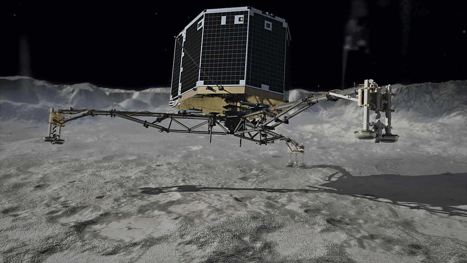 Самые значимые события в исследовании космоса за год - 9