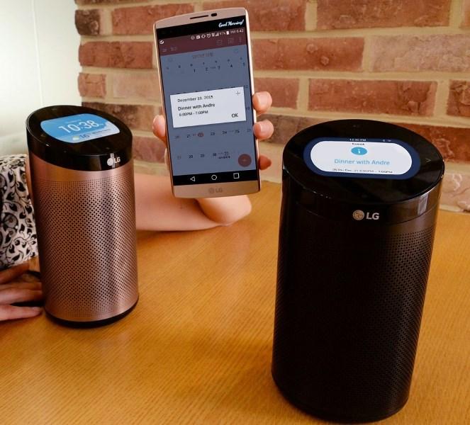 LG представила концентратор SmartThinQ Hub