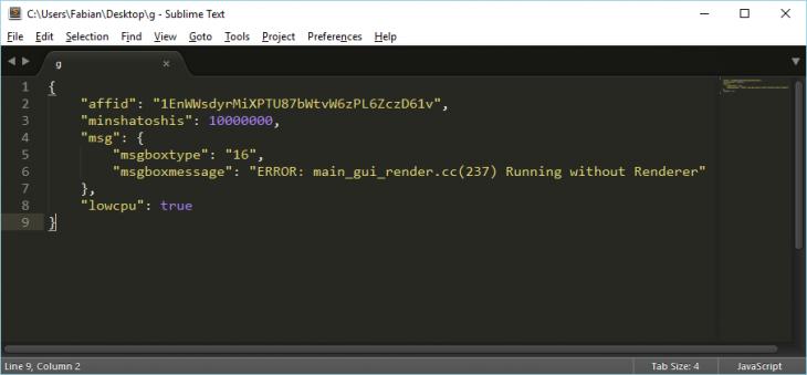 Специалисты Emsisoft обнаружили вымогатель на JavaScript - 4
