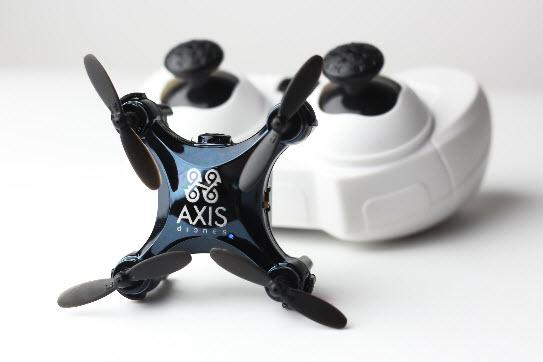 Axis Vidius — самый маленький дрон с камерой
