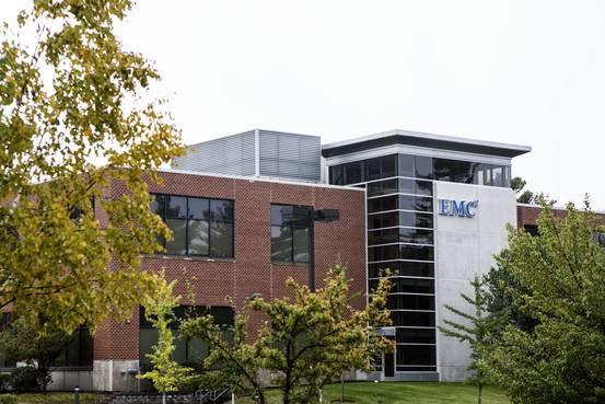 EMC проводит масштабное сокращение, предваряющее сделку с Dell