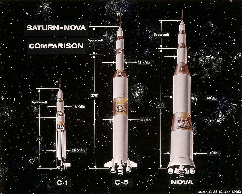 «Сатурн-5»: как можно утерять технологию ракеты - 2