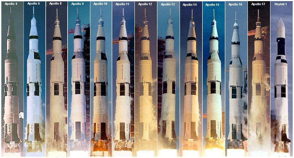 «Сатурн-5»: как можно утерять технологию ракеты - 1