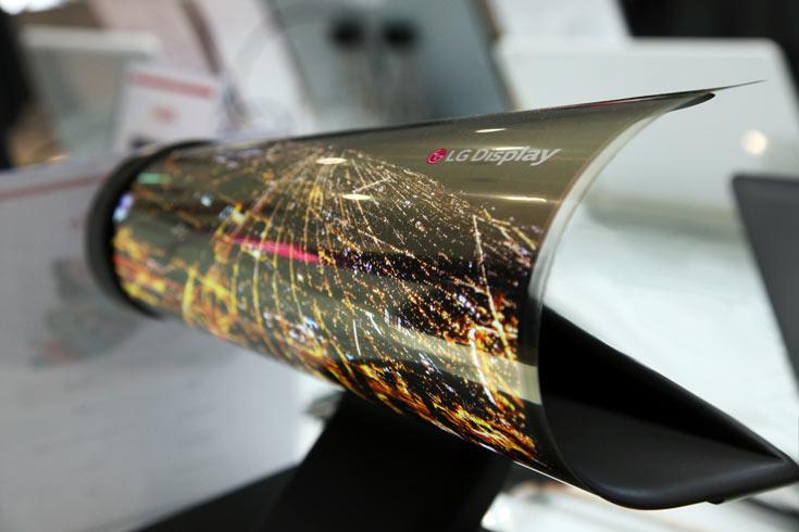 LG покажет футуристические концептуальные устройства, показывающие потенциал технологии OLED