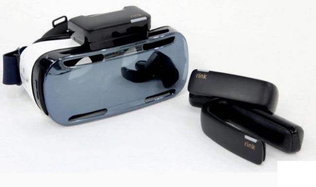 Samsung представила контроллер Rink для шлема виртуальной реальности Samsung Gear VR