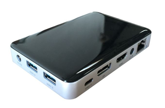 ПК Zotac ZBox Pico T4 получил порт USB C
