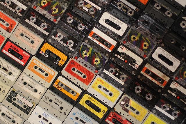 Назад к истокам: спрос на аудиокассеты в 2015 значительно вырос - 1