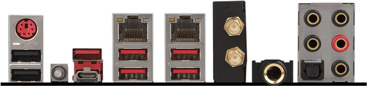 Плата MSI X99A Godlike Gaming Carbon поддерживает процессоры Intel Core i7 Extreme Edition в исполнении LGA 2011-3