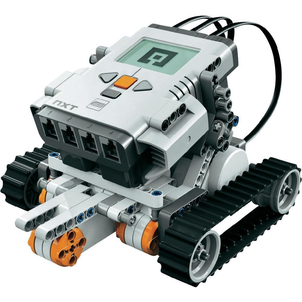 Программирование микрокомпьютера LEGO NXT Mindstorms 2.0. Введение - 1