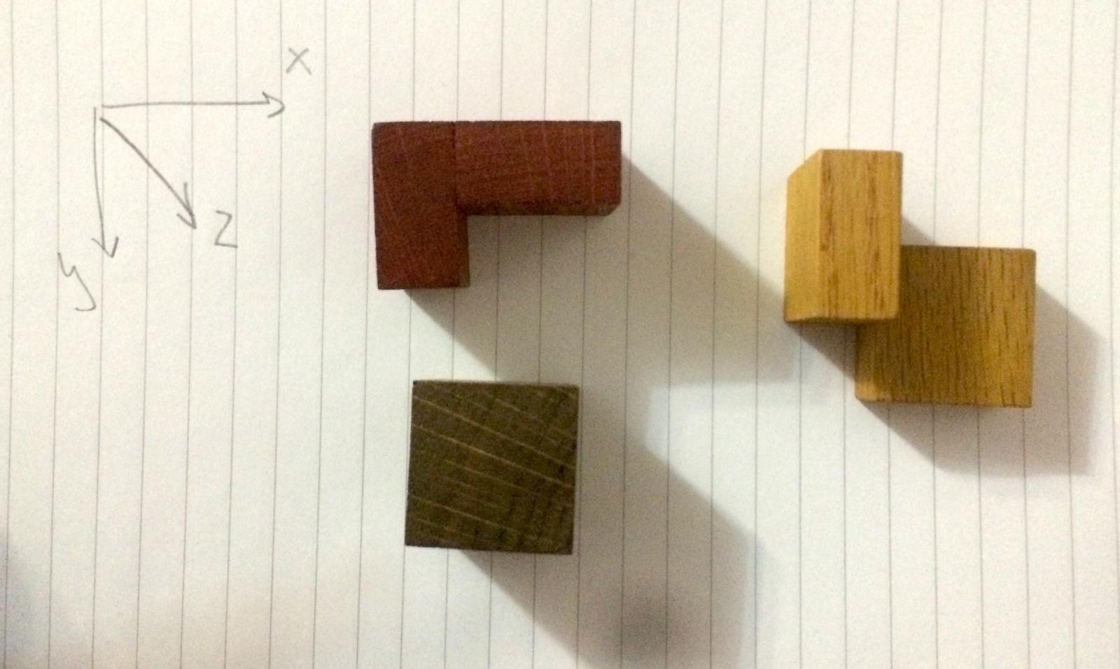 Решение головоломки Галакуб на Питоне - 2