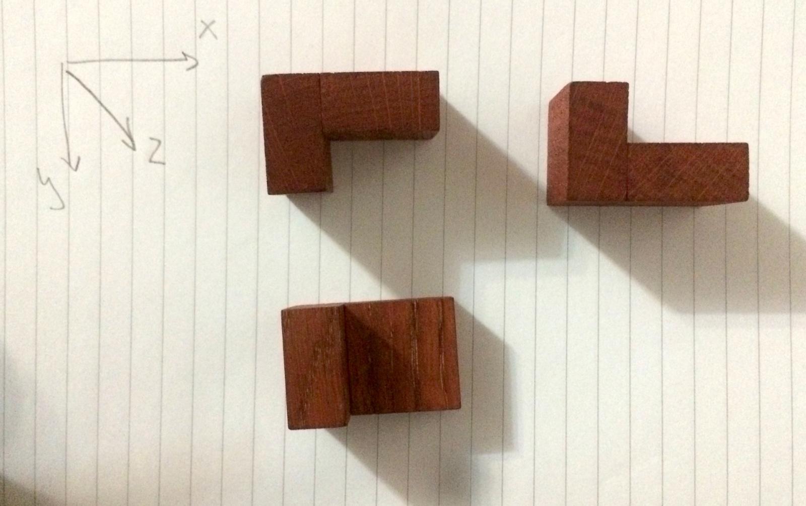 Решение головоломки Галакуб на Питоне - 3