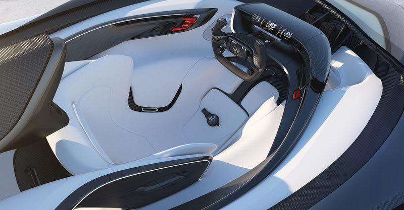 Faraday Future представила концепт модульной платформы электромобилей и суперкар FFZERO1 - 1
