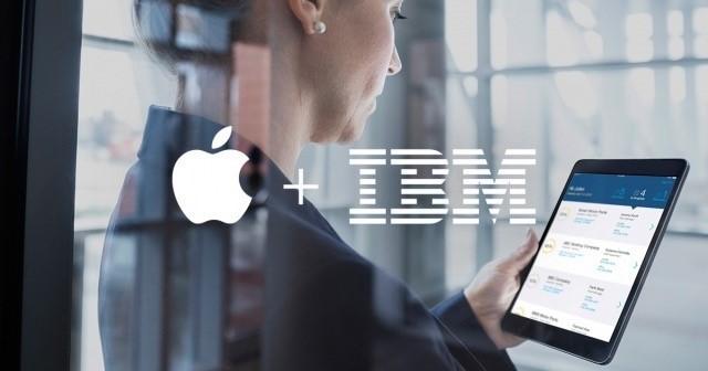 IBM выпустила более 100 бизнес-приложений совместно с Apple - 1