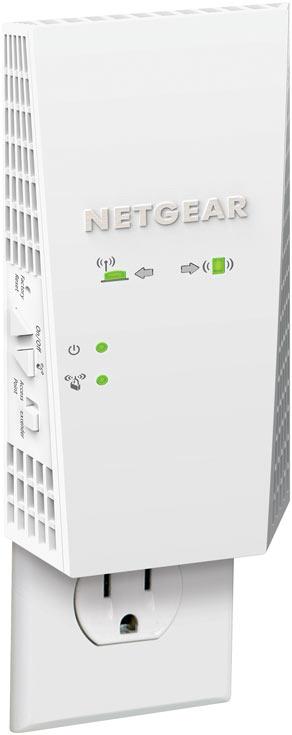 Представлено устройство Netgear Nighthawk X4 AC2200 Wi-Fi Range Extender