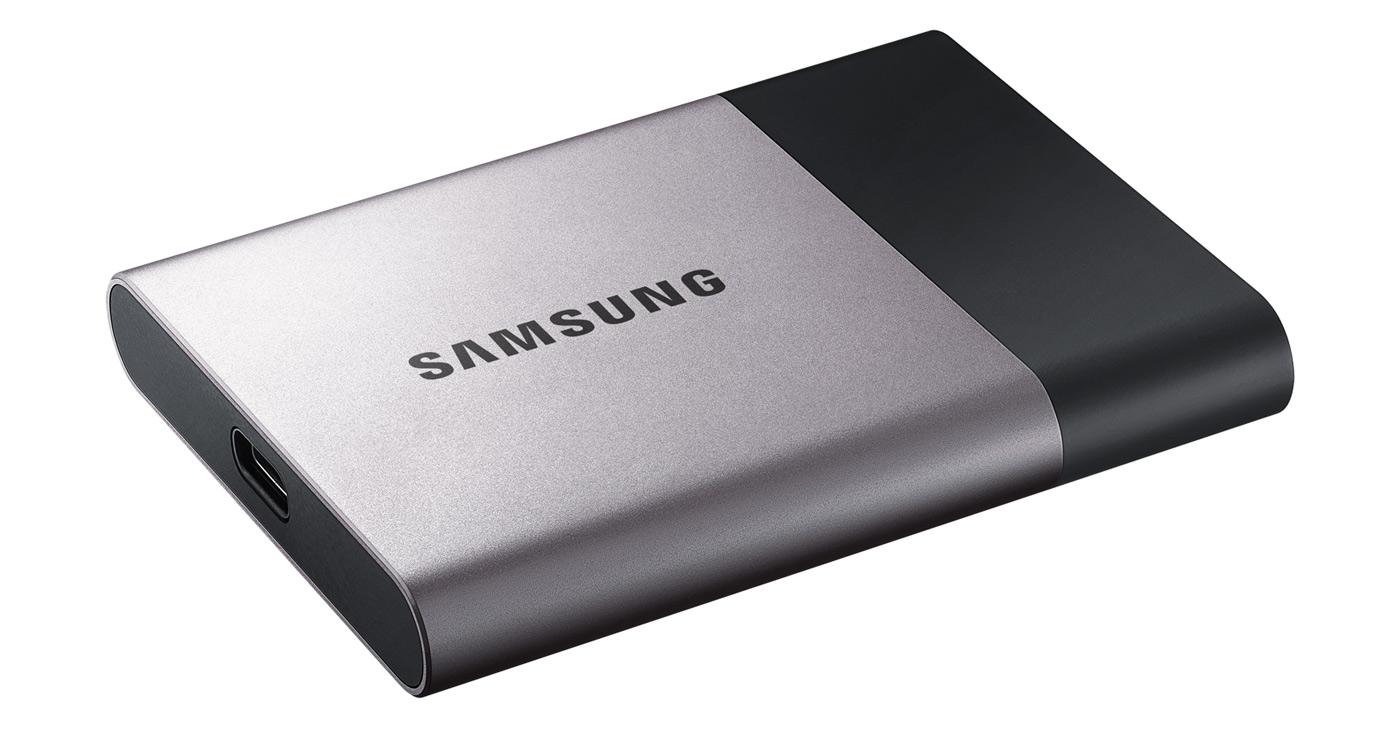 Samsung представила внешний SSD с интерфейсом Type-C и объемом в 2 ТБ - 1