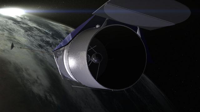 Благодаря «денежному дождю» NASA приступит к созданию новой космической обсерватории раньше запланированного срока - 1