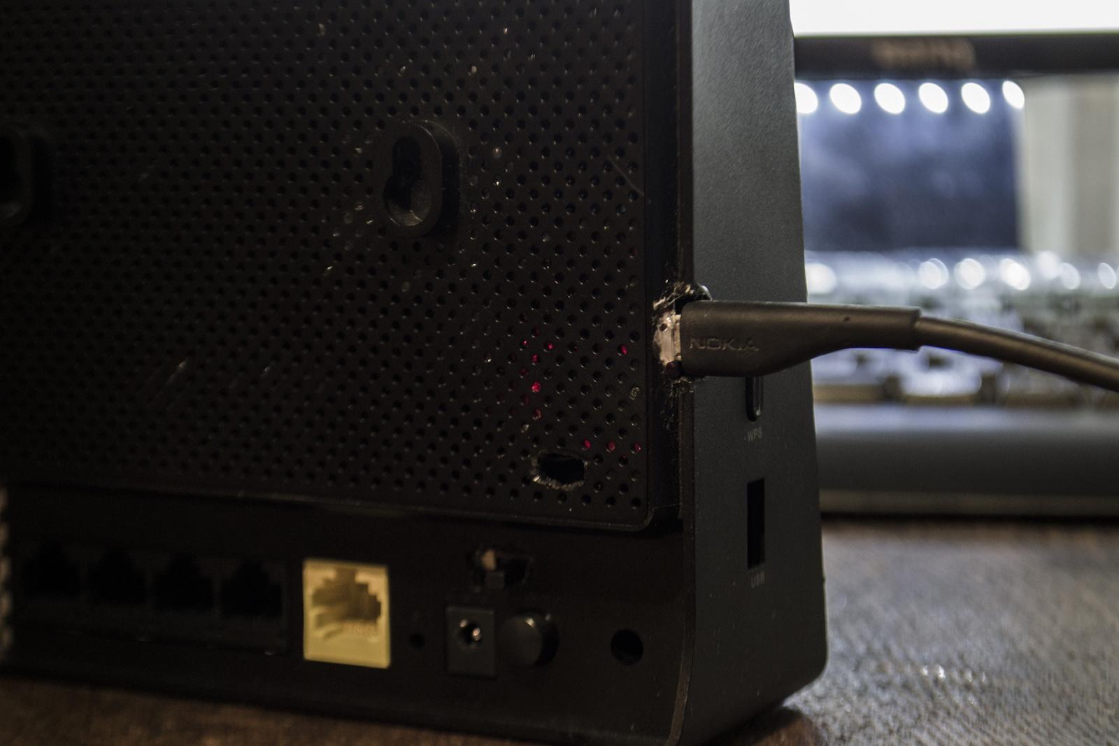 Делаем портативным роутер Dlink DIR320 - 5