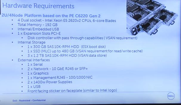 Демонстрация-обзор решения Dell EVO:rail - 1