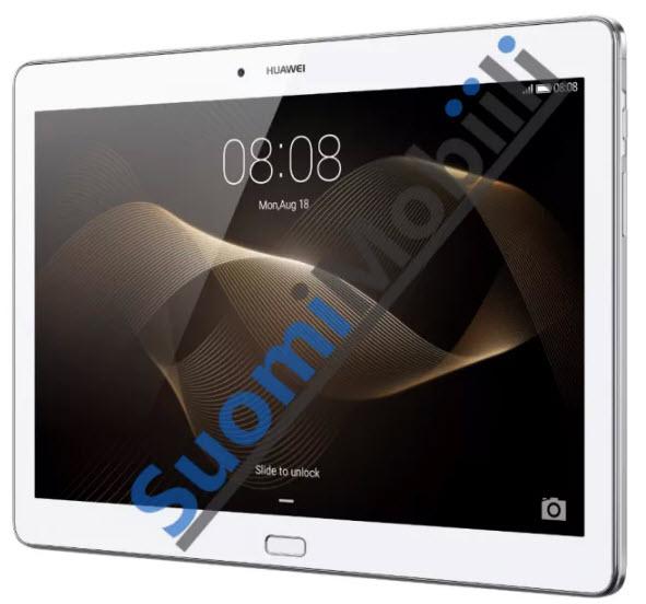 Цена на планшет Huawei Mediapad M2 10 стартует с отметки 349 евро