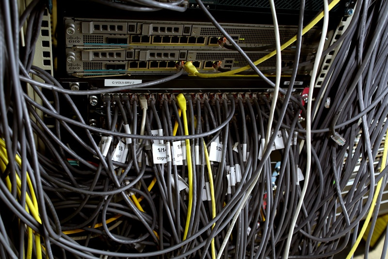 Истории из практики оптимизации сети - 1