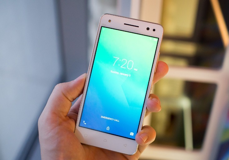Смартфон Lenovo Vibe S1 Lite получил SoC MeidaTek MT6753