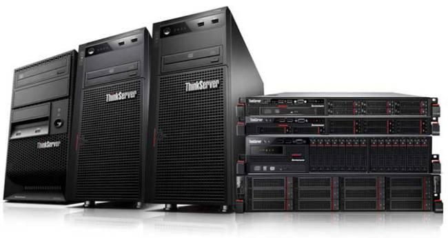 В этом году Lenovo планирует нарастить поставки серверов на 40%