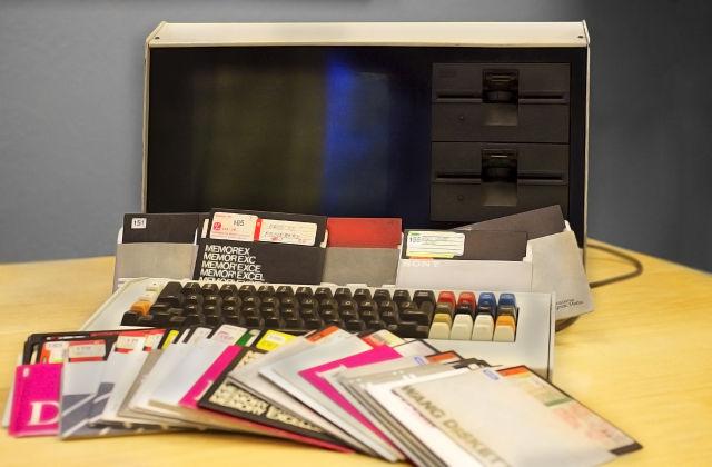Восстановлены данные с 200 дискет, принадлежавших создателю Star Trek - 1
