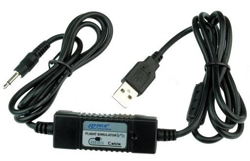 FPV гонки на симуляторе (делаем USB джойстик из пульта радиоуправления) - 1