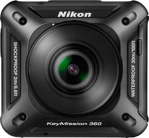 Образцы Nikon KeyMission 360 производитель привез на выставку CES 2016