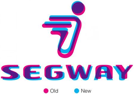 Segway расширяется и меняет логотип, но изменения трудно назвать значительными