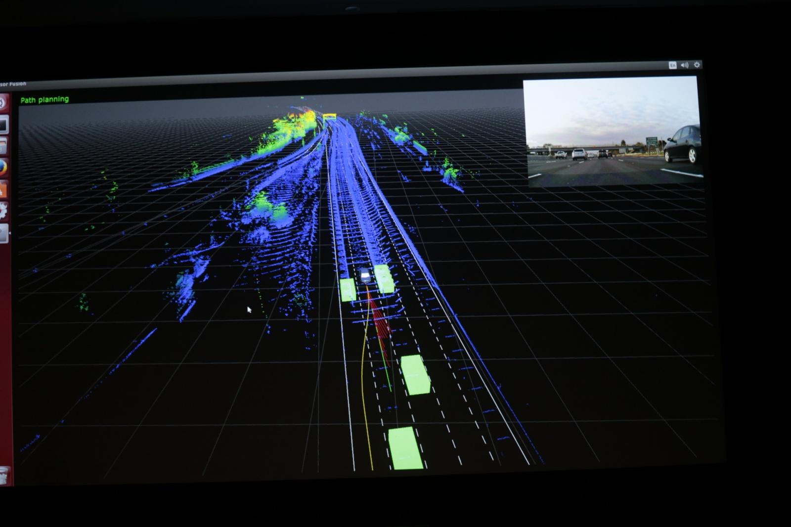 Автомобильный суперкомпьютер Drive PX 2 от Nvidia для автономного вождения - 4