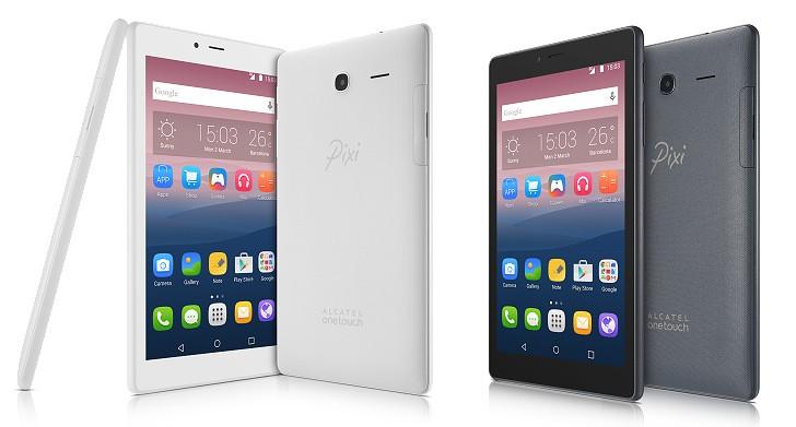 Alcatel наделила смартфоны OneTouch Pixi 4 новейшей операционной системой