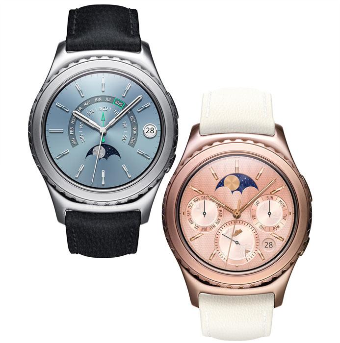 Samsung обновляет не только внешний вид часов