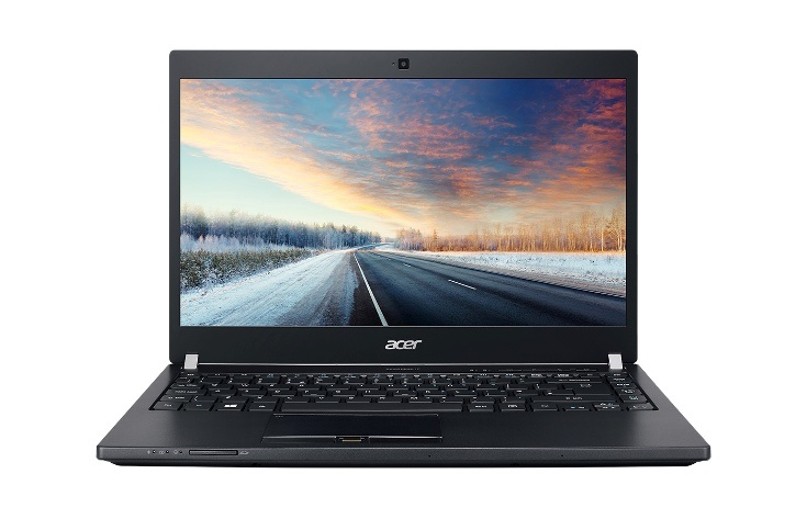 Ноутбук Acer TravelMate P648 стоит минимум $800