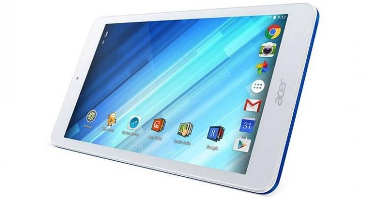 Планшет Acer Iconia One 8 стоит $100