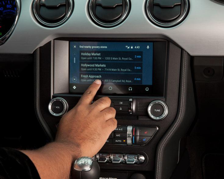 В настоящее время по дорогам мира колесит более 15 млн «подключенных» автомобилей с системой Sync