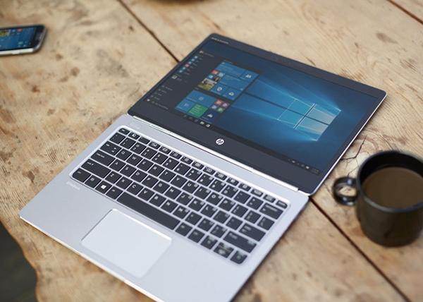 HP EliteBook Folio, по словам производителя, является самым тонким и легким ноутбуком в своем классе - 3