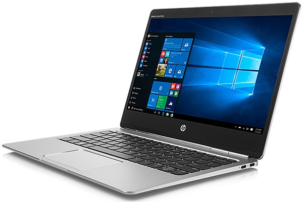 HP EliteBook Folio, по словам производителя, является самым тонким и легким ноутбуком в своем классе - 1