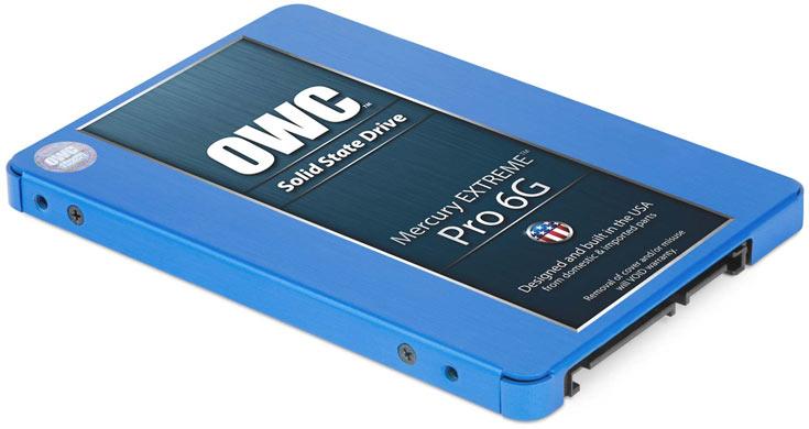 SSD OWC Mercury Extreme Pro 6G объемом 1 ТБ стоит $429